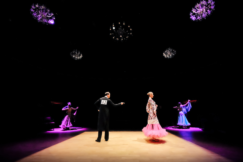 New Vic Theatre_Kiss Me Quickstep_image by Andrew Billington_11