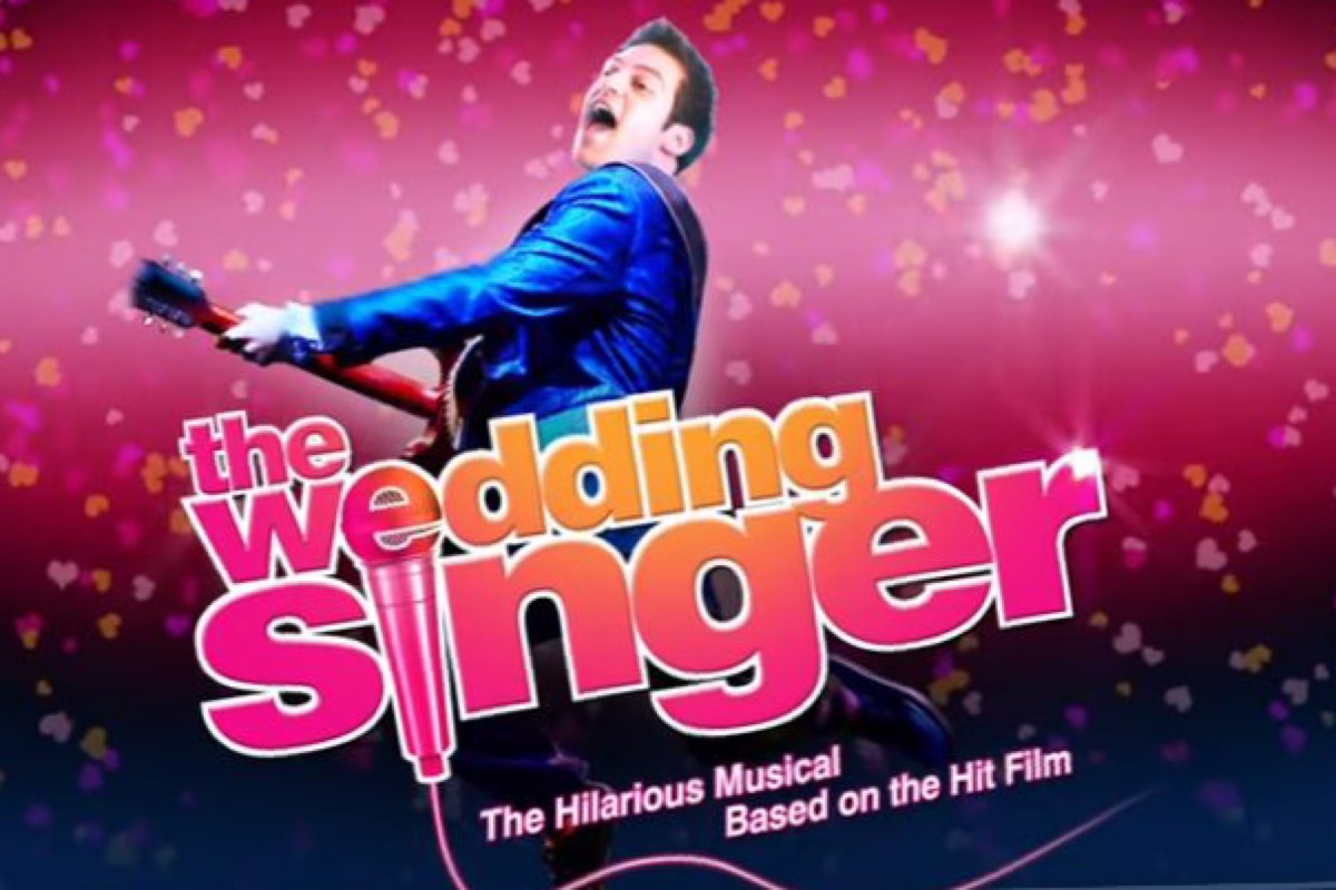 The Wedding Singer Is Back On Tour With A Star Cast And An Exciting Production Team