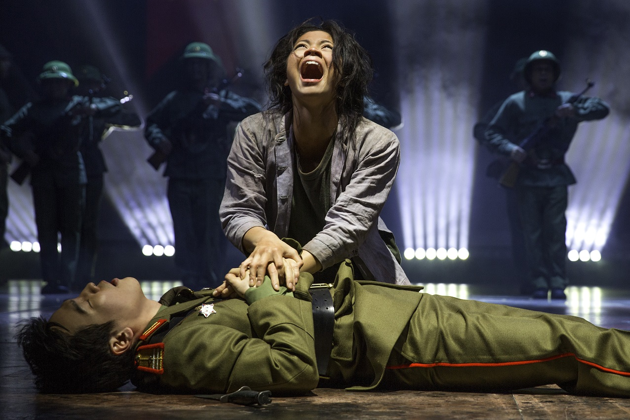 Further Dates For Upcoming 'Miss Saigon' UK & Ireland Tour - At The Theatre
