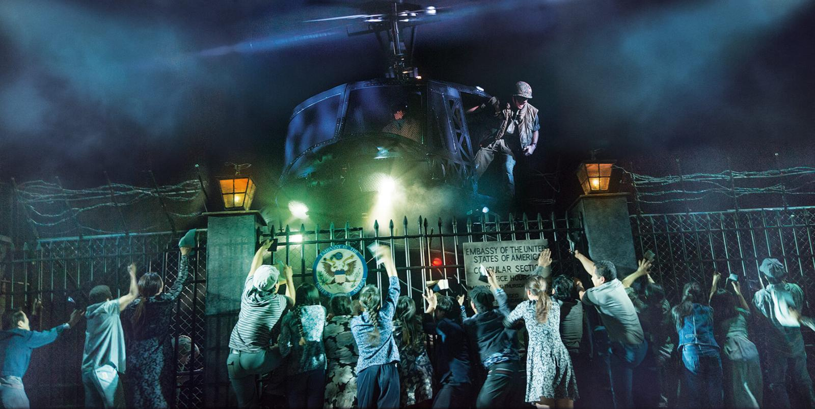 Miss Saigon - UK Tour Review - At The Theatre