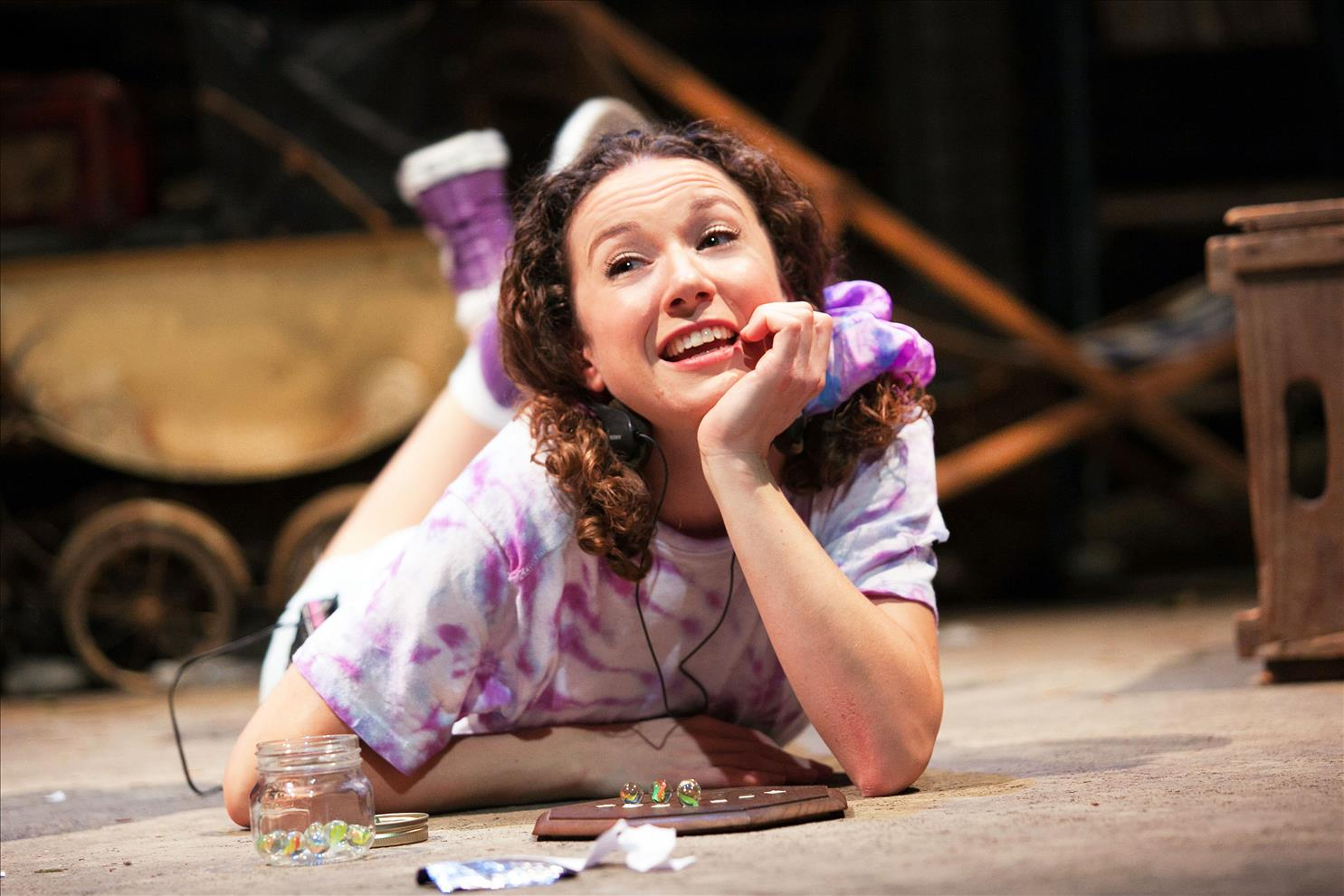Felicity Houlbrooke as Rosie My Mother Said - London Classic Theatre