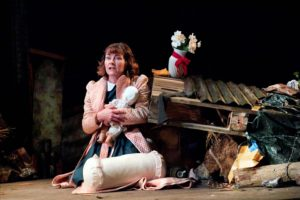 Connie Walker as Margaret - My Mother Said - London Classic Theatre